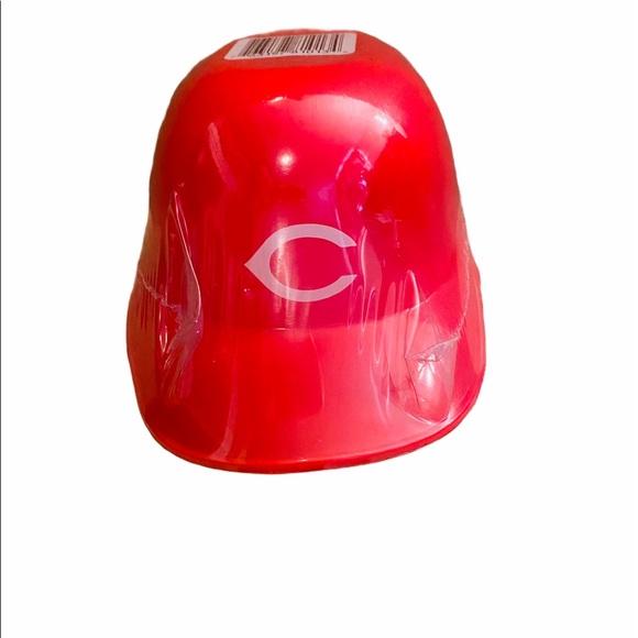 Mini Cincinnati reds baseball helmet. Vintage